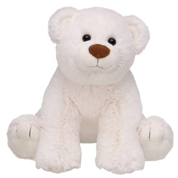 HEARTBEAT HUGGABLE - POLAR BEAR
